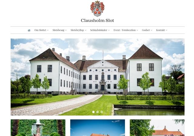 clausholm.dk